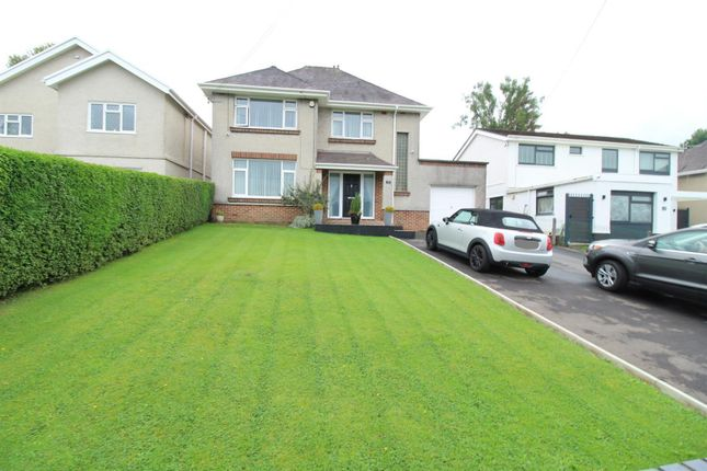 Thumbnail Detached house for sale in Pontamman Road, Ammanford