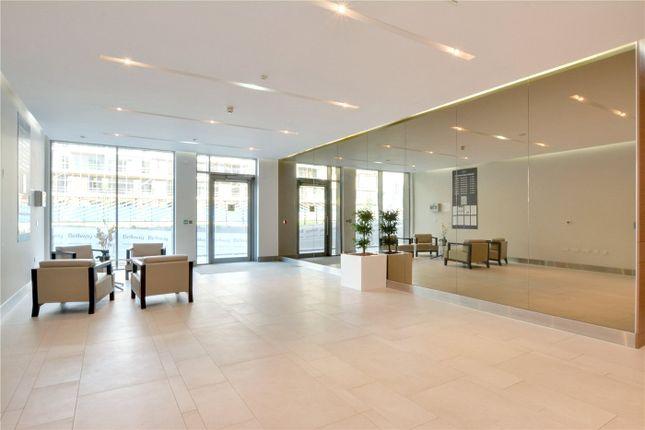 Foyer of Wyndham Apartments, 67 River Gardens Walk, Greenwich, London SE10