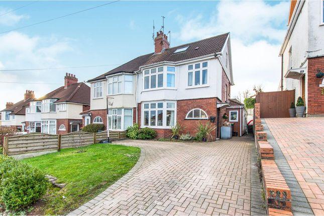 Thumbnail Property to rent in Allt-Yr-Yn Close, Newport