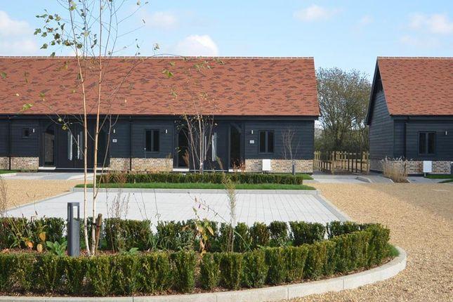 Thumbnail Barn conversion for sale in Kemps Farm Mews, Plot 7, Dennises Lane, South Ockendon, Essex