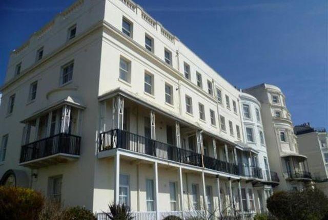 Thumbnail Flat to rent in The Albemarle, Marine Parade, Brighton