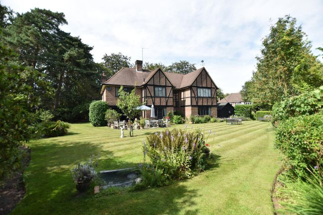 Thumbnail Detached house for sale in Old Woking Road, Pyrford