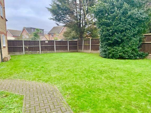 Communal Gardens of Hampstead Gardens, Chadwell Heath, Romford RM6