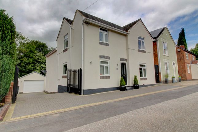 Thumbnail Detached house for sale in Valley Lane, Wilnecote, Tamworth