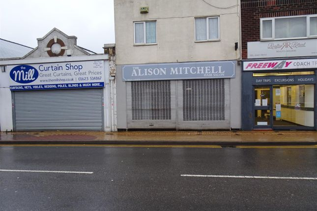 Thumbnail Retail premises to let in 35 Outram Street, Sutton-In-Ashfield, Notts
