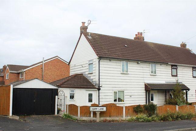 Thumbnail Semi-detached house for sale in Carr Lane, Hale Village, Liverpool, Lancashire