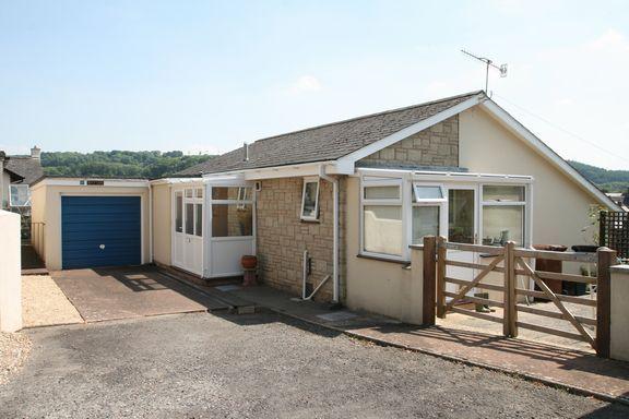 Thumbnail Detached bungalow for sale in Bourchier Drive, Bampton, Tiverton