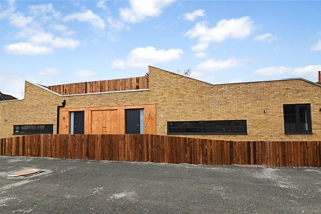 Thumbnail Semi-detached bungalow for sale in Park Road, London
