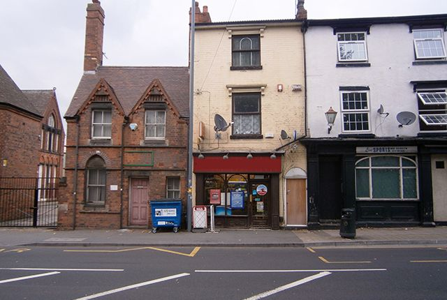 Thumbnail Retail premises for sale in Garrison Lane, Birmingham