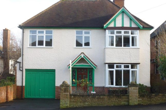 Thumbnail Detached house to rent in Belmont Park Avenue, Maidenhead