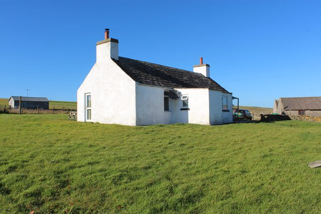 Thumbnail Cottage for sale in Eday, Orkney