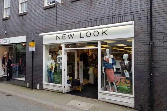 Thumbnail Retail premises to let in Bridge Street, Haverfordwest