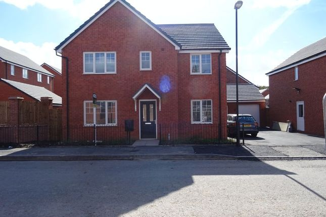 Thumbnail Detached house for sale in Wicket Drive, Birmingham