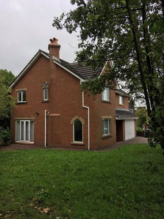 Thumbnail Detached house for sale in Elmers Green, Skelmersdale