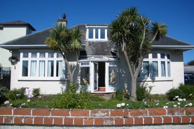 Thumbnail Detached bungalow to rent in St. Annes Road, Newquay