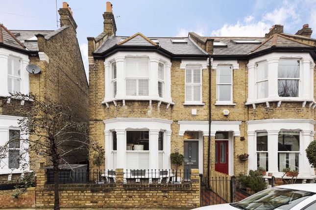 Thumbnail Semi-detached house for sale in Latimer Road, London