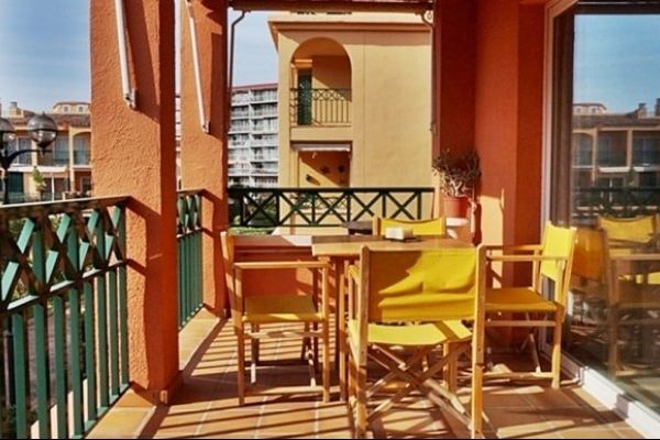 3 bed apartment for sale in Port Adriano, Spain