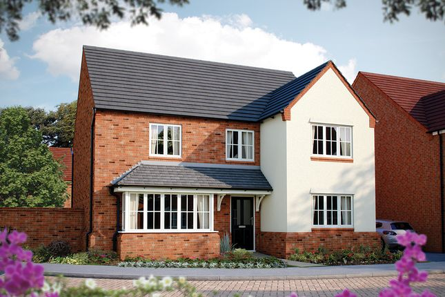 """Thumbnail Detached house for sale in """"The Chester"""" at Fairview Park, Station Road, Chorley, Nantwich"""