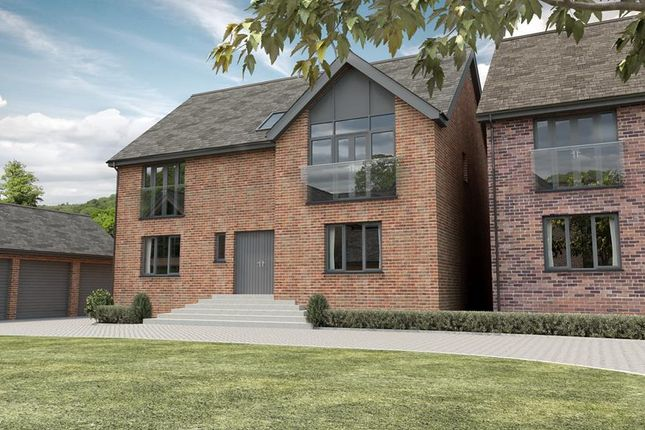 Thumbnail Detached house for sale in Friday Lane, Barston, Solihull