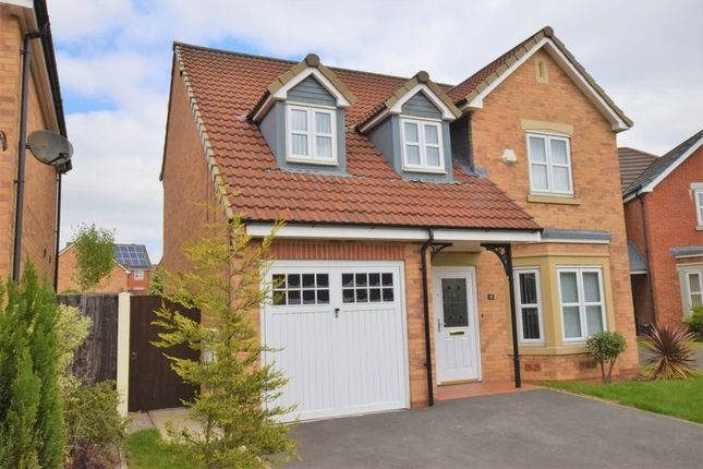 Thumbnail Detached house for sale in Marigold Way, New Bold, St. Helens