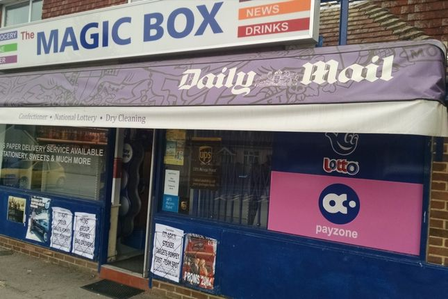 Thumbnail Retail premises for sale in Drift Road, Clansfield