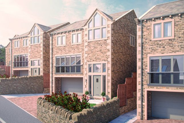 4 bed detached house for sale in Miry Lane, Netherthong, Holmfirth, West Yorkshire HD9