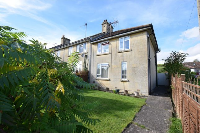 Thumbnail End terrace house for sale in Wellow, Bath, Somerset
