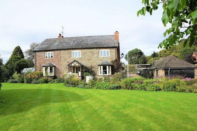 Thumbnail Detached house for sale in Stoke Prior, Leominster