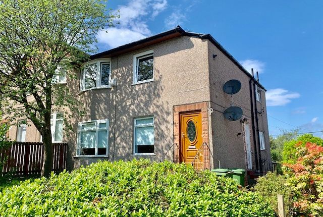 Thumbnail Flat for sale in Croftside Avenue, Croftfoot, Glasgow