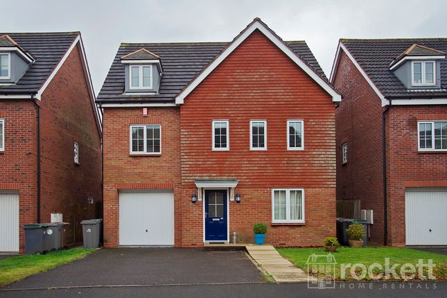 6 bed detached house to rent in Trentbridge Close, Trentham Lakes, Staffordshire