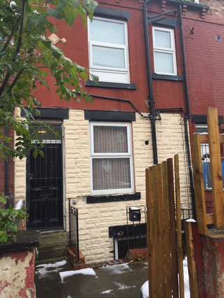 Thumbnail Flat to rent in Harlech Terrace, Beeston