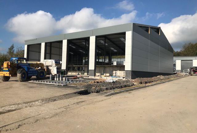 Thumbnail Industrial to let in Unit 3, Blackburn Road, Simonstone