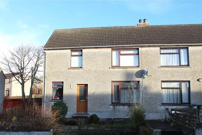 Thumbnail Semi-detached house for sale in Quoybanks Crescent, Kirkwall
