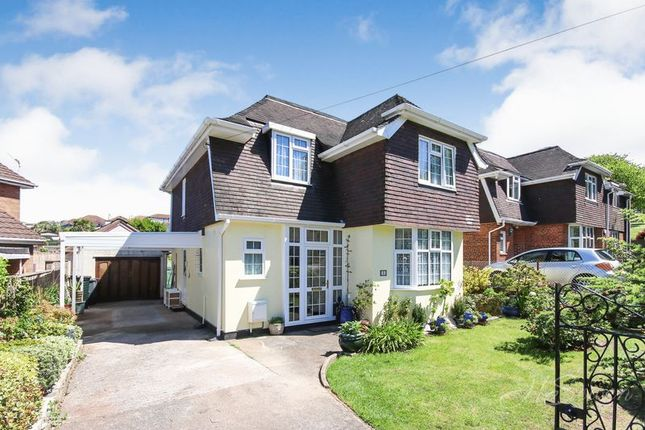 Thumbnail Detached house for sale in Cadewell Park Road, Torquay