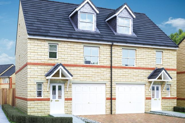Thumbnail Semi-detached house for sale in Limetrees, Pontefract