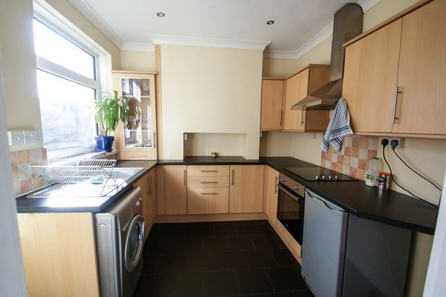 Thumbnail Terraced house for sale in Middle Road, Ravenhill, Swansea