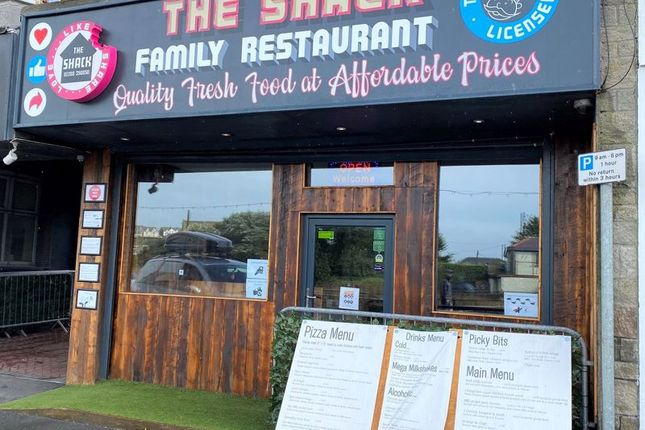 Thumbnail Restaurant/cafe for sale in Strand, Bude