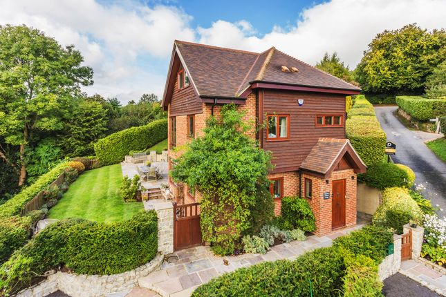 Thumbnail Detached house for sale in Froghole Lane, Crockham Hill