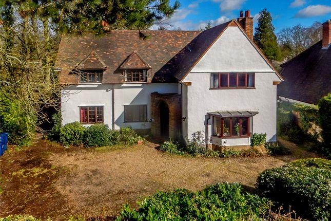 Thumbnail Detached house for sale in Barrow Road, Trumpington, Cambridge
