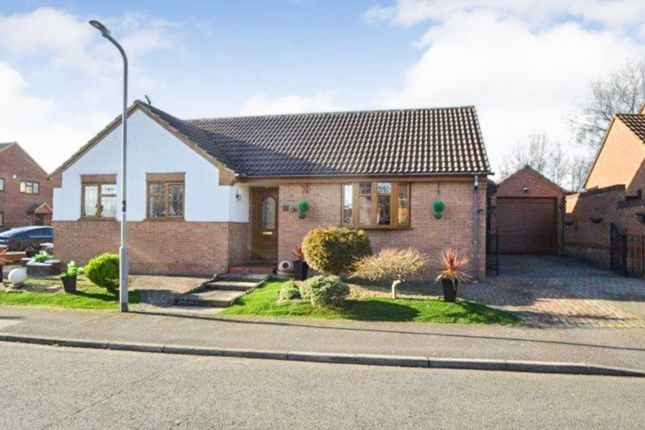 Thumbnail Detached house for sale in Normandy Way, Bletchley, Milton Keynes