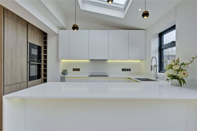 Kitchen of The Roundway, Claygate, Esher, Surrey KT10