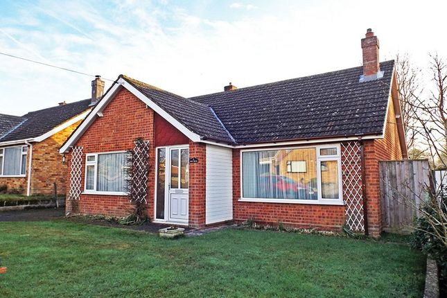 Thumbnail Bungalow for sale in St. Walstans Road, Norwich, Norfolk