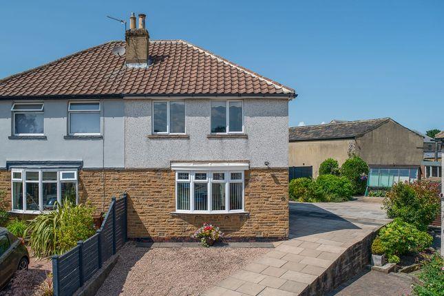 3 bed semi-detached house for sale in Driftholme Road, Drighlington, Bradford BD11