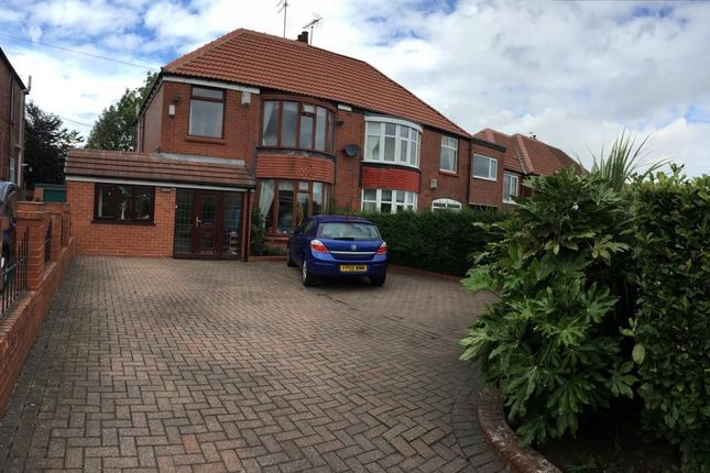 4 bed semi-detached house to rent in Grange Road, Broom, Rotherham S60