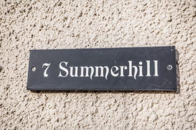 Front of Summerhill, New Brighton Road, Bagillt, Flintshire CH6