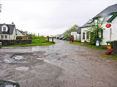 Image of Strathcarron, By Kyle Of Lochalsh IV54