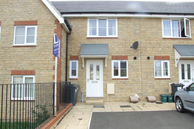 Thumbnail Terraced house to rent in Lapwing Lane, Watchfield, Swindon