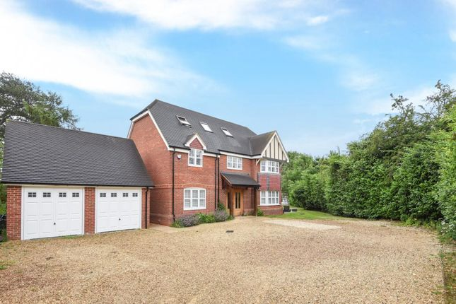 Thumbnail Detached house for sale in The Street, Mortimer Common