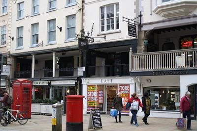 Thumbnail Retail premises to let in 42 Bridge Street, Chester, Cheshire