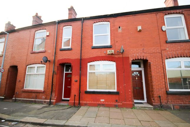 Thumbnail Terraced house to rent in Lewis Street, Eccles, Manchester